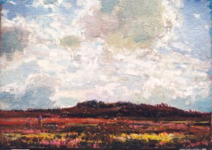 On Ringinglow Moors, 1920-small